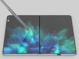 微软也爱折叠屏 Surface Phone专利曝光