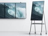 四屏联机很凶残 微软Surface Hub 2公开