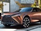 雷克萨斯注册新商标 为新能源车型做准备