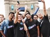 荣耀10伦敦发布 征战全球高端手机市场!
