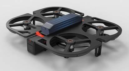 小米iDol飞行器(图片来自小米有品官方)