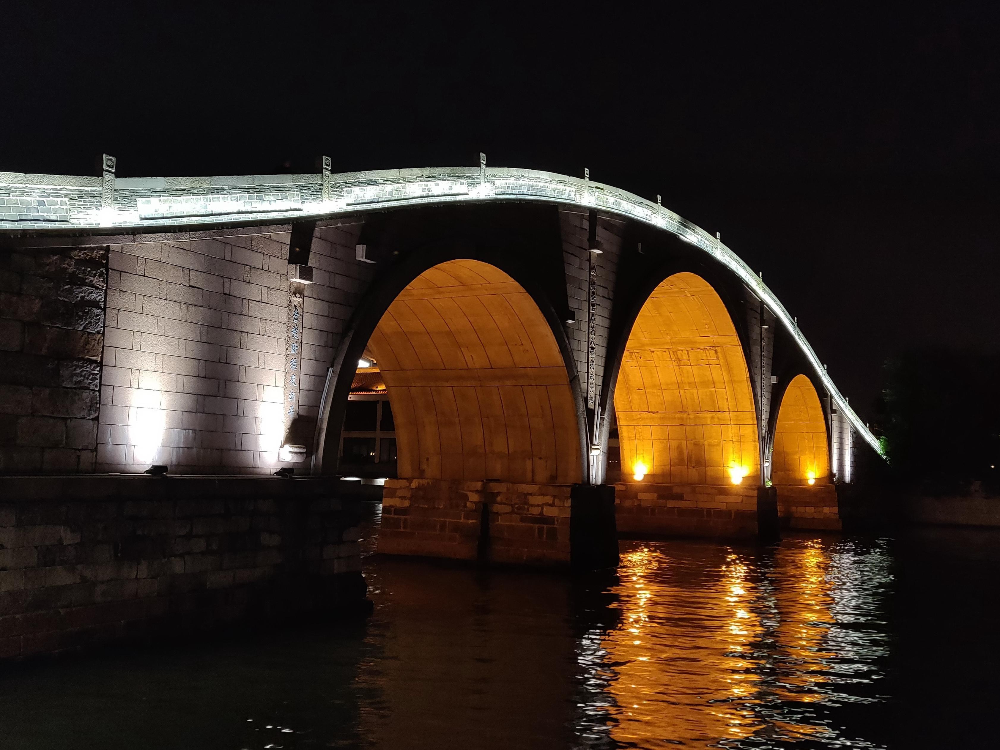 行摄志:携一加手机6夜游苏州古运河