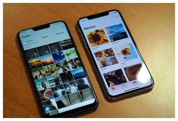 华硕ZenFone 5Z对比iPhone X