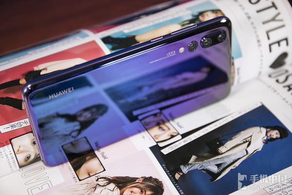 体验华为P20 Pro:将单反藏于手机之中