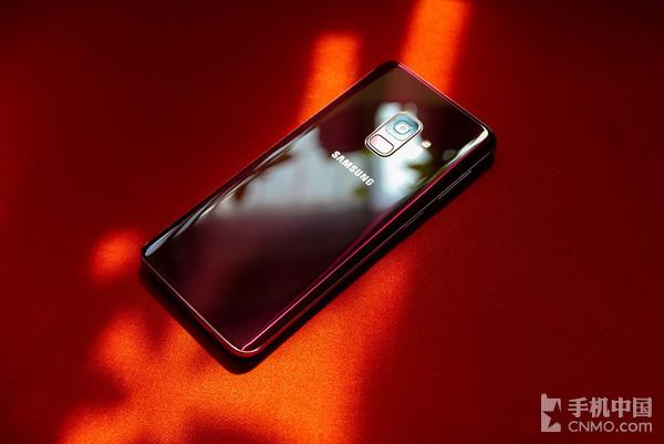三星S9勃艮第红版上手评测 颜值新高度