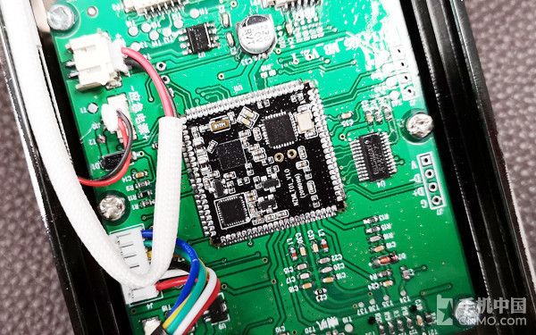努比亚sl100智能锁复杂的电路设计