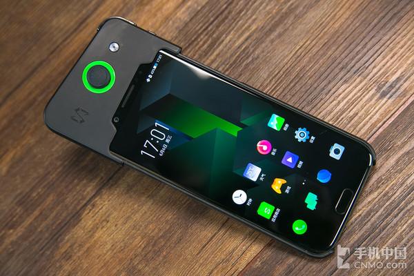 为何选择黑鲨手机?其实理由只有一个