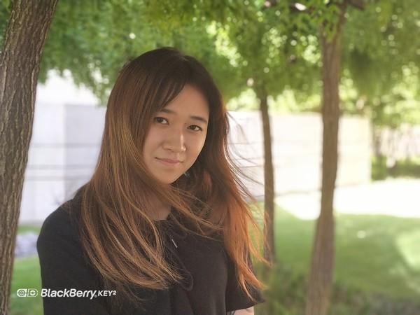黑莓KEY2样张(双摄)