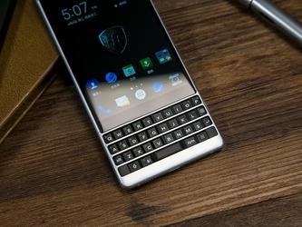 黑莓KEY2体验 实体全键盘魅力无法挡