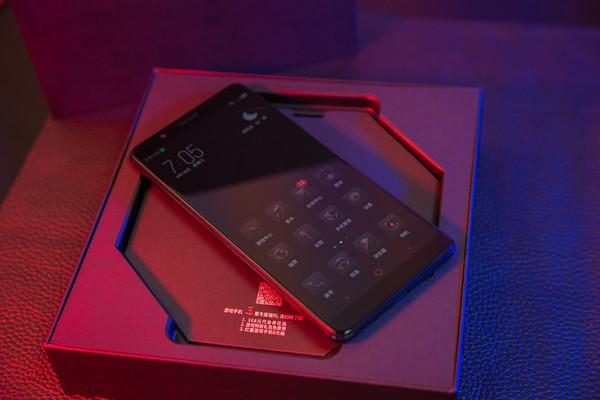 电竞必备利器 努比亚红魔游戏手机再开售