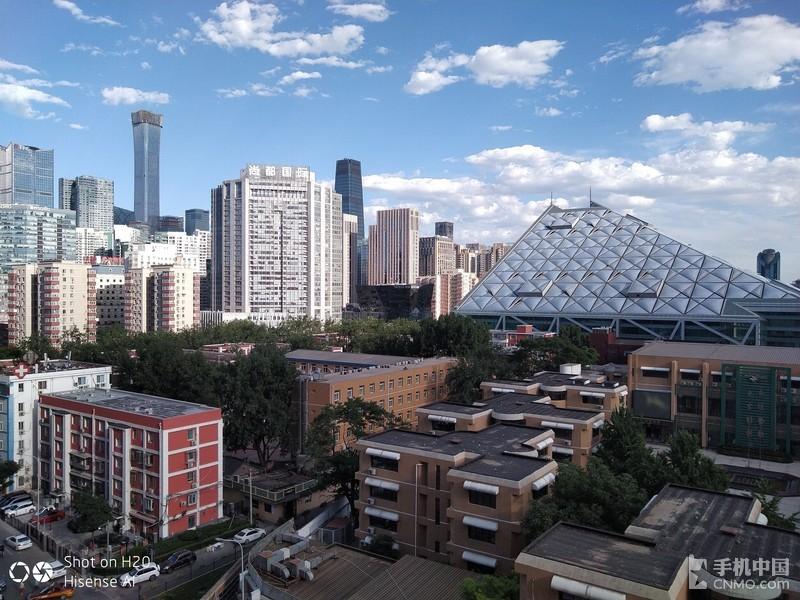 行摄志:海信AI手机H20遇见盛夏北京