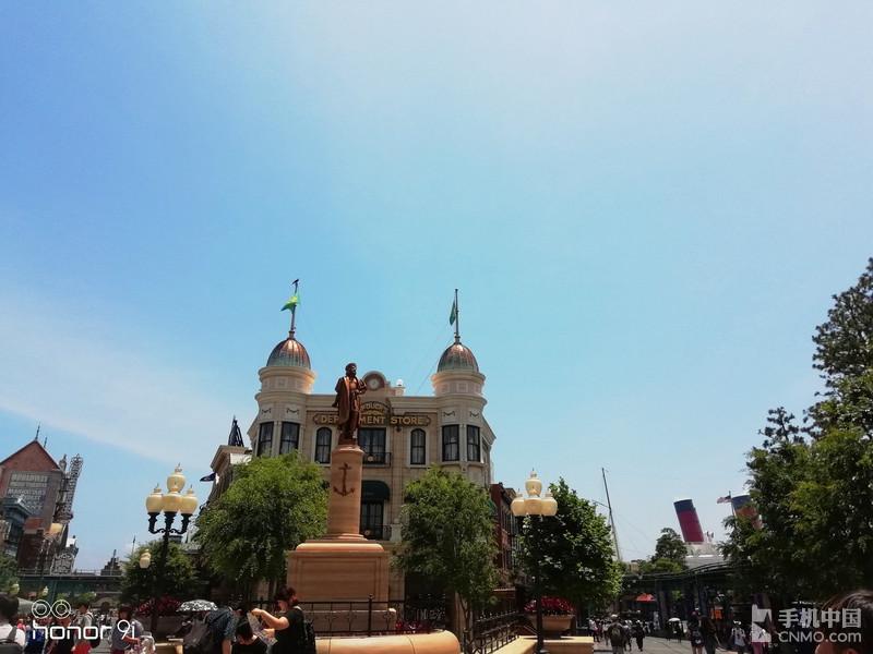 行摄志:与荣耀9i畅游日本东京迪士尼