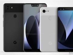 谷歌Pixel 3结构曝光 依旧单摄后置指纹