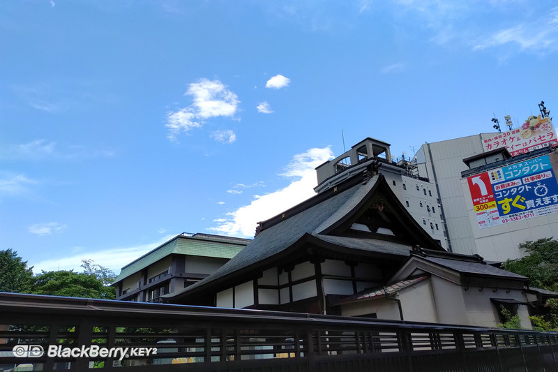 行摄志:黑莓KEY2与东京新宿的美丽邂逅