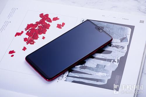 晶莹剔透的工艺品 一加6琥珀红图赏