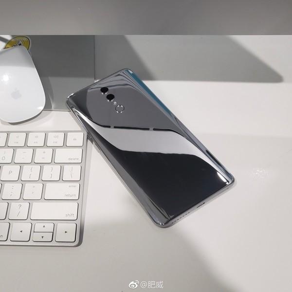 荣耀Note10曝光图