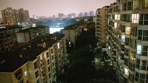 索尼Xperia XZ2 Premium夜拍样张