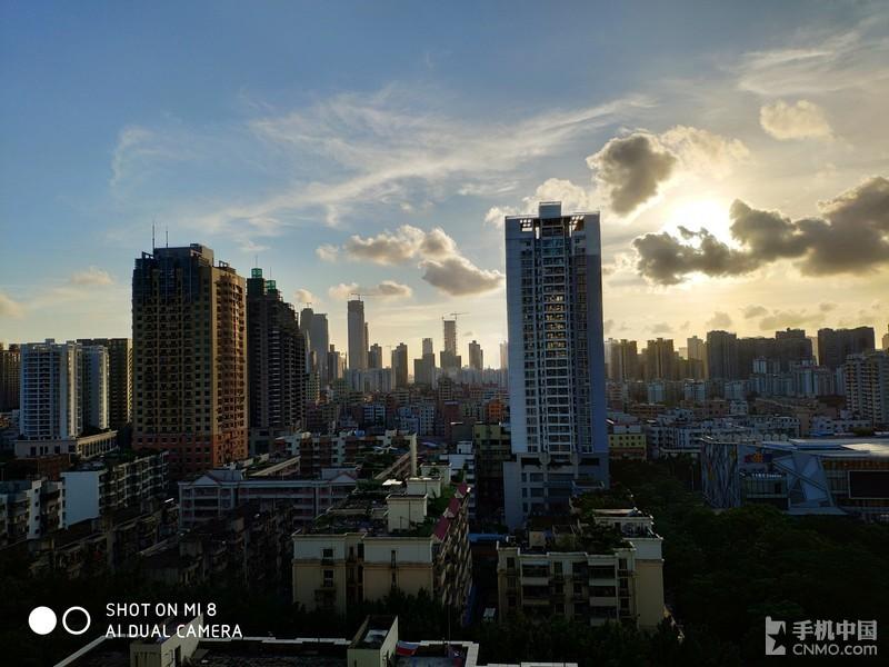 行摄志:小米8带你领略深圳南国之夏!