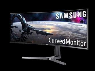 三星超宽面显示器发布 3840X1200分辨率