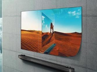 LG高端OLED电视称王 市场占有率第一