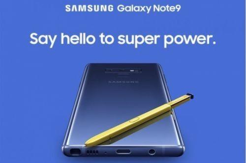 """三星Note9外观对比S9 """"黄的一笔""""成亮点"""