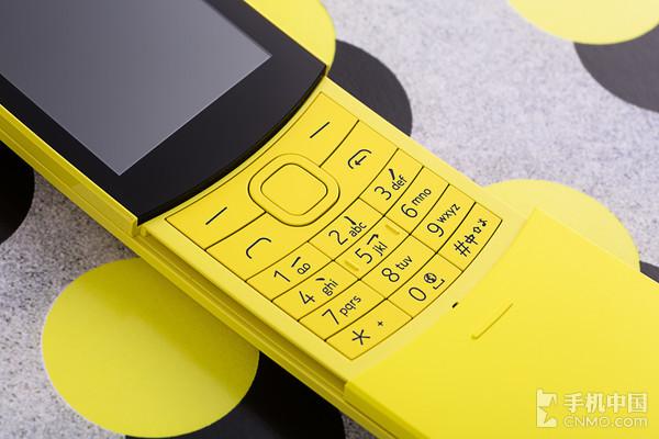 诺基亚8810 4G版评测:香蕉机买来不亏
