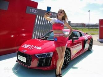 荣耀10GT牵手奥迪RS Turbo加速让快更快!