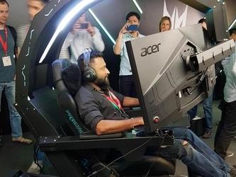 宏碁在IFA发布Predator Thronos游戏舱