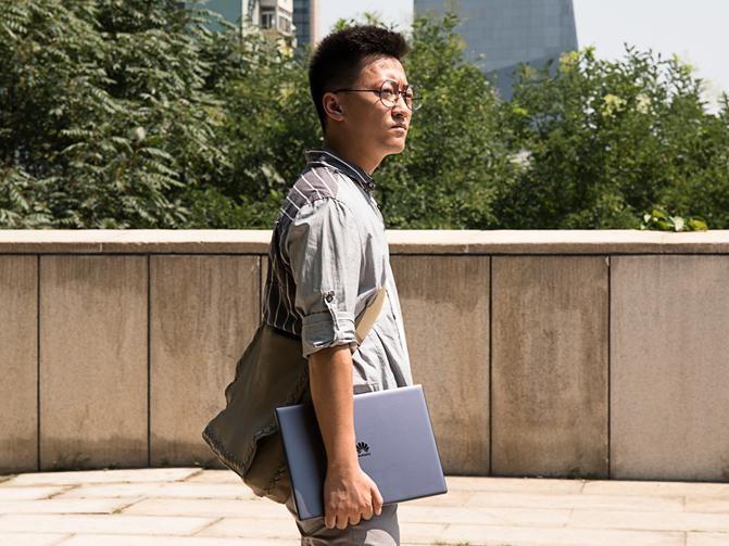 """华为X Pro笔记本:我随身使用的创意""""孵化器"""