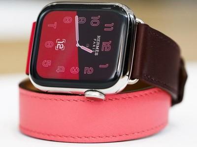 防扑街 Apple Watch Series 4上手初体验