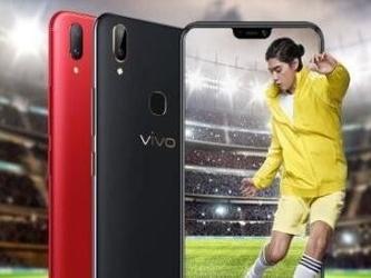 vivo V9 Pro印度首发 新刘海屏颜值不俗