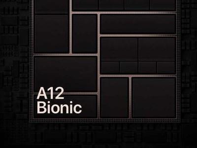 苹果A12芯片有多强?和安卓旗舰跑个分