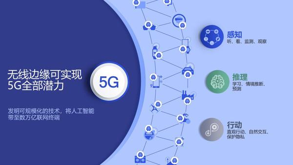 無線邊緣可實現5G全部潛力