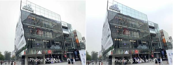 iPhone XS Max室外样张