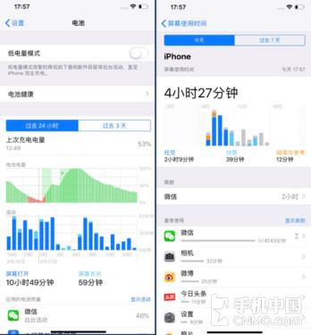 iPhone XS Max最终电量39%