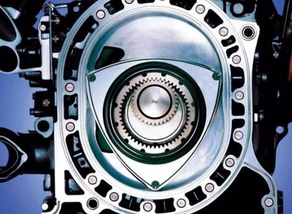 转子发动机(图片来自网络)