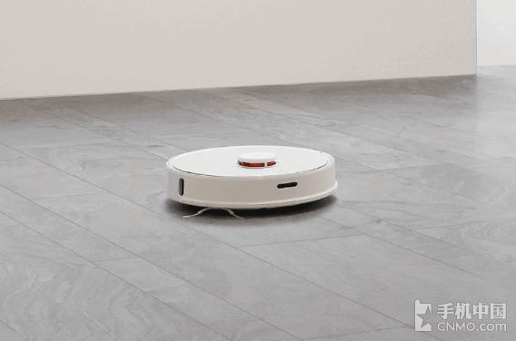 石头扫地机器人