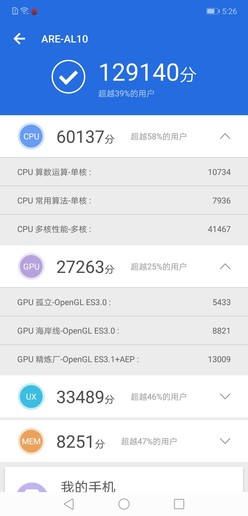 安兔兔跑分:荣耀8X Max骁龙636版 VS 骁龙660版