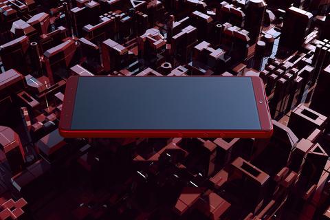 追求极致的设计 坚果Pro 2S红色版图赏