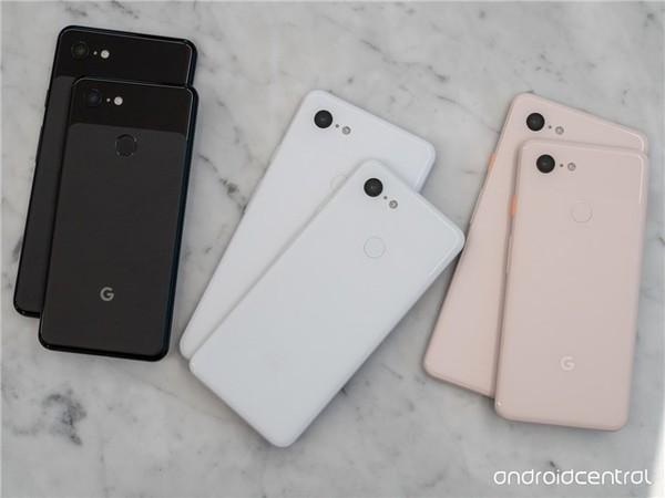 谷歌Pixel 3与谷歌Pixel 3XL