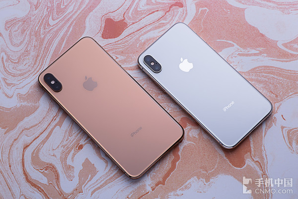 iPhone XS Max与iPhone X