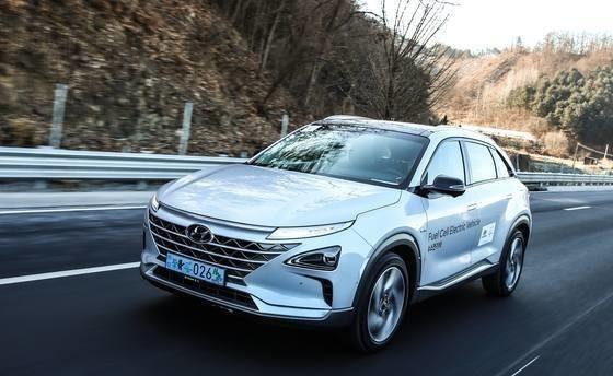 创下了单款氢燃料电动汽车出口合同的最大规模记录.