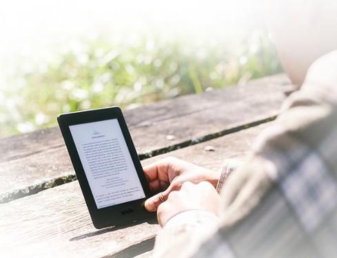 新款Kindle Paperwhite 支持蓝牙能防水