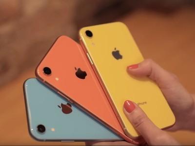 iPhone XR真机上手 多彩配色新旗舰降临