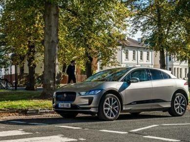 2019款捷豹I-Pace電動車通過EPA里程評分