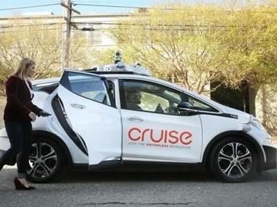 外媒:通用汽車的自動駕駛難識別行人