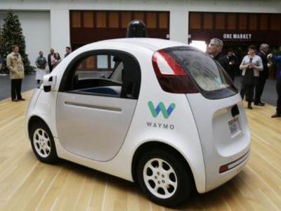 Waymo自動駕駛車靠邊停車時能做什么