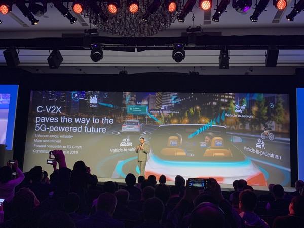 C-V2X是网联汽车背后的核心技术