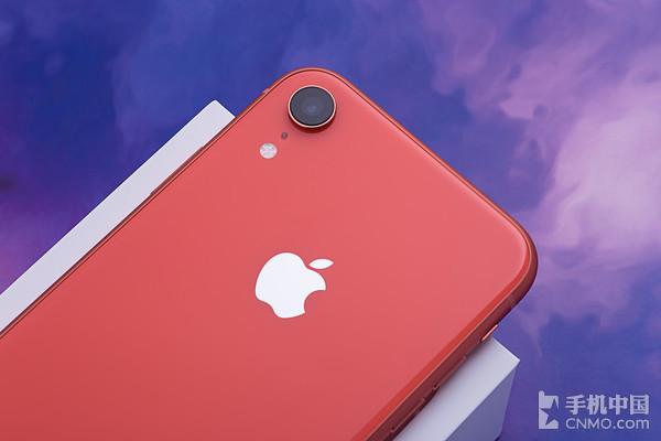 iPhone XR配备后置单摄