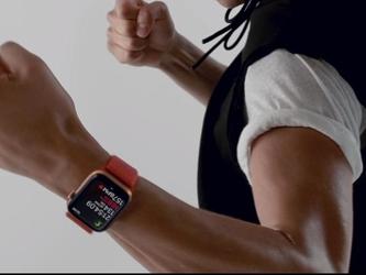 Apple和Fitbit带动智能手表出货量增长67%